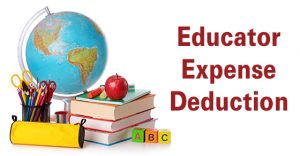 Certified Public Accountant Expert Tax Advice Educator Expense CPA